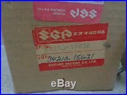 NOS Suzuki GT-500 New Original Tachometer Gauge 1976-1977 # 34210-15630
