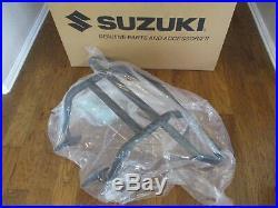 NOS Suzuki OEM Blk Front Bumper 2013-2018 King Quad LT-A500 LT-A750 990A0-45080