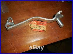 NOS Suzuki OEM Brake Pedal 1976-1978 RM250 RM370 RM400 43110-41202