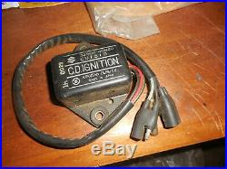 NOS Suzuki OEM CDI Ignition Unit Assy 1980-1981 PE 400 PE400 32900-40920