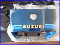 NOS Suzuki OEM GS1100 GS1100E SEAT TAIL COWL COVER 45500-49230-08D