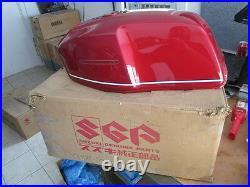 NOS Suzuki OEM Gas Tank Fuel Tank 1980 GS450 GS450ES GS450EST 44100-44120-00J