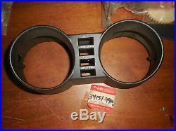 NOS Suzuki OEM Speedo Meter Case 1978-1980 GS1000 C/E/EC/EN/N 34151-49000