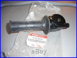 NOS Suzuki PE175 PE250 PE400 1980-1983 OEM Throttle Case Assembly 57100-40330