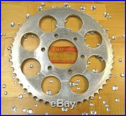 NOS Suzuki RL250 64511-38000 54 Tooth Rear Sprocket Bundle withBolts and Locks