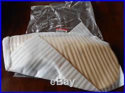 NOS Suzuki RM250 RM400 1979-1980 OEM Frame Side Cover 47211-40400-163