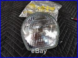 NOS Suzuki T125 Stinger Head Light New Suzuki Stinger Head Light T 125 Stinger