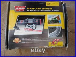 NOS Suzuki Warn RT25 2500 Lb Winch Assy ATV QUAD 990A0-45052