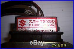 NOS Vintage 71/76 Suzuki Ts 250/ TS185 31900-30020 Cdi Unit Igniter Ignition Box