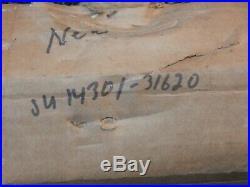 N. O. S. Suzuki Gt750 Triple Muffler 14301-31620 Gt 750 Water Buffalo Nos #2 Cyl