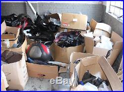 New Old Stock Honda, Yamaha, Kawasaki and Suzuki Motorcycle Parts Job Lot