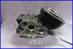 Nos 1973 1975 Tm125 Cylinder And Crankcases Crank Case Pair MX Twinshock