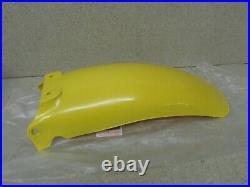 Nos 83 Suzuki Rm125 82-83 Rm250 83-84 Rm500 Rm 125 250 500 Oem Rear Fender