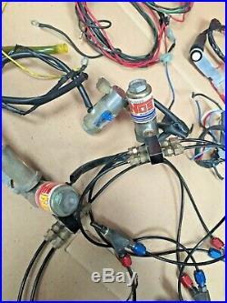Nos Full Nitrous Oxide System + Schnitz Controller + Purge. Suzuki Gsxr 1100