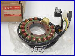 Nos New Genuine Suzuki 1985 Sp600 Ignition Stator Assembly 32101-14a00