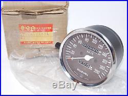 Nos Oem Genuine Suzuki Gs Speedometer In Kilometers Speedo 34110-44604 44601