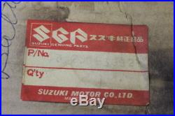 Nos Oem Suzuki 1977-1979 Ts250 Tachometer Part# 34201-30521