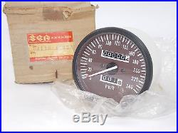 Nos Oem Suzuki 1982 1983 Gs500 Speedometer Speedo In Kilometers 34110-45630