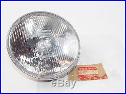 Nos Suzuki 1985 Gsx1100 Headlight Lamp Unit Reflector 35121-00a90