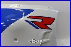 Nos Suzuki 1988-1990 Gsxr750 Rh Blue/white Under Cowling 94470-18c60-2gz