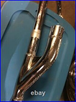 Nos Suzuki Gs850 Gs750 Right Muffler Exhaust System #14301-45332/45x00 Oem