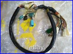 Nos Suzuki Gt380 Gt550 Wire Harness Wiring Loom Made In Japan 36610-33103