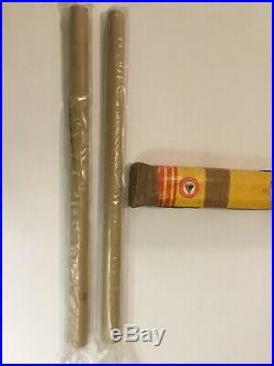 Nos Suzuki Rg125 Fork Tubes 1 Pair VeloSport