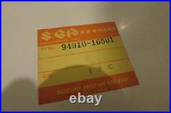 Nos Suzuki Tm75 Tm100 Tm250 Tm400 R/h Side Number Panel Enduro 94910-16501 Ury