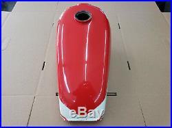 Nos Suzuki Ts185j Sierra Gas Tank Vintage Ahrma