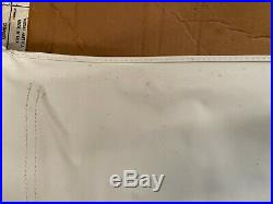 Oem Nos Suzuki Samurai White Denim Soft Convertible Top 99980-64428
