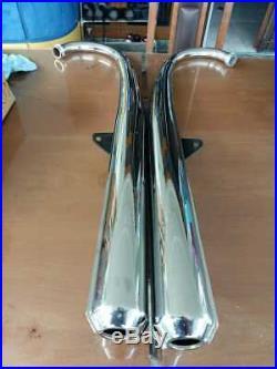 Perfect Nos Suzuki Gt185 Muffler Assy Exhaust Genuine Japan Mint Condition