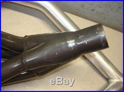 Pro-pipe Nos Suzuki Gsx-r 750 1986 1987 Exhaust 41 4-1 Dual Muffler S Aluminum