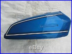 Réservoir d'essence SUZUKI 125 GT. N. O. S. Moto de collection. Seventies