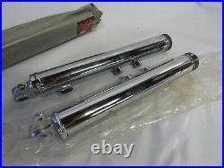 SUZUKI B105P KT120 nos fork leg set 1966-1969 51130-07611 51140-07611