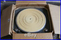 SUZUKI DENKI Music Master Idler Drive Record Player NEW OLD STOCK 60Hz