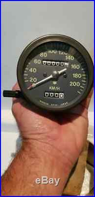 SUZUKI GT380 NOS speedometer 34100-33762