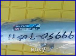SUZUKI LTZ250 2003 YOSHIMURA exhaust muffler 99950-70511NOS