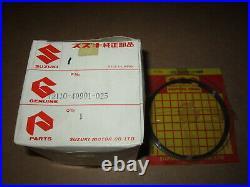 SUZUKI NOS PISTON & RINGS PE400 1st. 1980-81 12110-40901-025