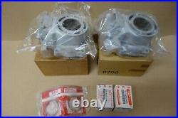 SUZUKI RGV250 RGV 250 VJ23 NOS set of cylinder barrels and pistons engine motor