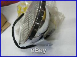 SUZUKI TS250 TS185 TS400 T125 TC120 nos headlight assy 1969-72 35100-20610