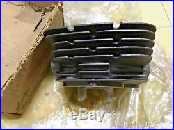 Suzuki 1976 RM100 RM100A Cylinder Block NOS Genuine Japan P/N 11210-41600