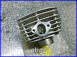 Suzuki 72-75 TC125 71-75 TS125 Cylinder Block NOS Genuine Japan P/N 11210-28000
