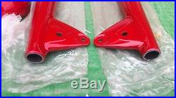 Suzuki Ap50 1976/77 New Old Stock Parts In Red (130)
