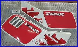 Suzuki Dr650 Dakar 90-91 Dr 650 Nos Set Left Right Side Panel Cover