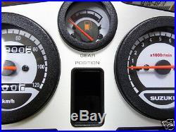 Suzuki EN125 Meter Assy NOS EN125 Speedometer Tachometer Fuel Gauge 34100-45F10