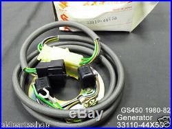 Suzuki GS450 Generator Signal 1980-82 NOS GS250T 1980 Pick Up Pulser 33110-44X50