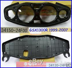 Suzuki GSX1300R Meter Cover NOS Hayabusa GSX1300 GAUGE VISOR Case 34150-24F00