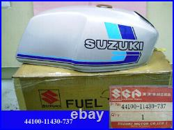 Suzuki GSX250 Fuel Tank NOS GSX 250 GAS TANK 44100-11430-737 GS450 FUEL TANK