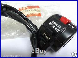 Suzuki GSX750 Switch Assy R Police Motorcycle NOS GSX550 GSX750EPE 37200-31320