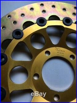 Suzuki GSXR750RK GSXR 750 SP Bremsscheiben Brembo Brake Disc Set NOS E20003/B35